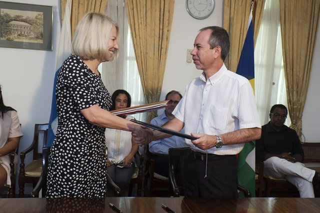 Tourism and trade to increase through Seychelles-Finland air service agreement