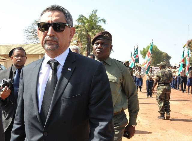 President Fonseca eyes second term in Cape Verde vote