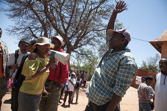 Madagascar: face à la contestation populaire, une mine d'or chinoise suspend son activité