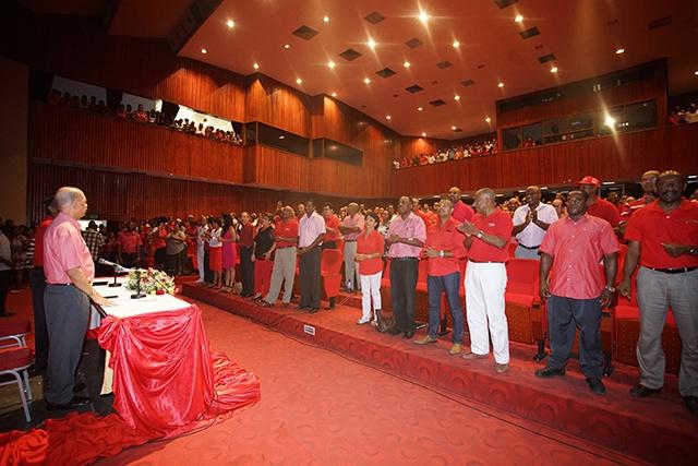Seychelles' Parti Lepep backs Danny Faure as President Michel's successor
