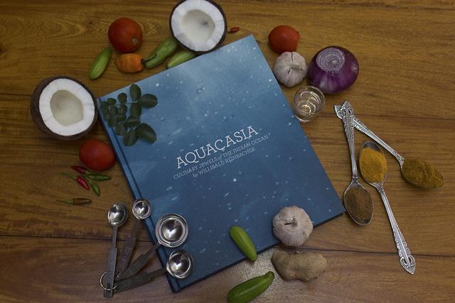 Un nouveau livre de cuisine de l'Océan Indien arrive sur le marché des Seychelles