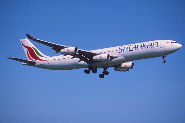 SriLankan Airlines taking over the Seychelles-Colombo route