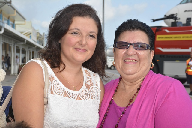 """It's a miracle we found each other."" Seychellois mother reunites with daughter after 38 years"