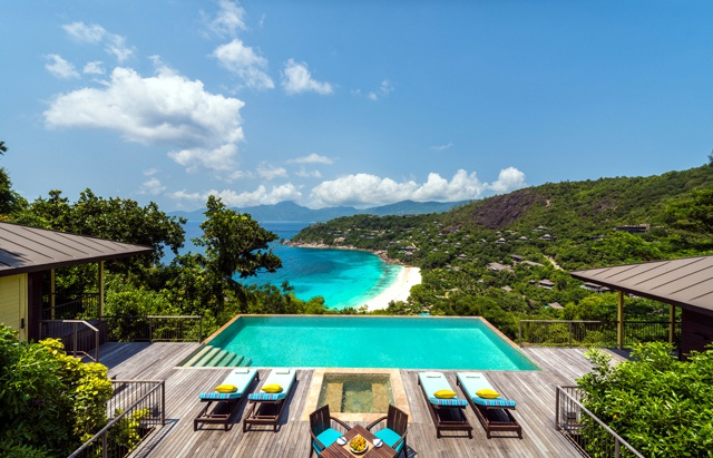 Four Seasons Resort Seychelles makes the list of 50 best resorts in the world