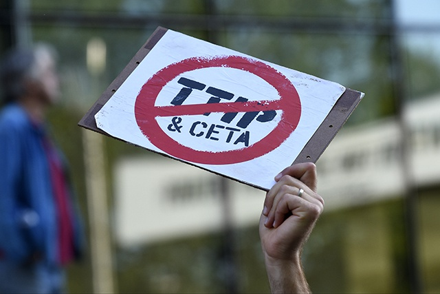 """Ceta: la Wallonie """"ne signera pas"""" d'ici la fin du sommet européen vendredi"""