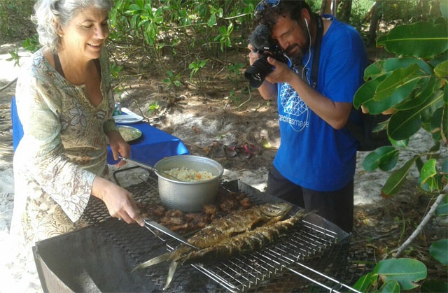 Latin American chef in Seychelles, taste of Creole cuisine to feature on Elgourmet television programme