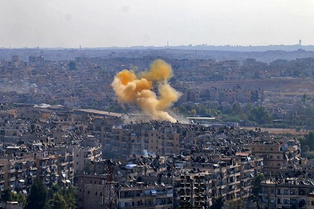 La Turquie frappe à nouveau des cibles kurdes syriennes