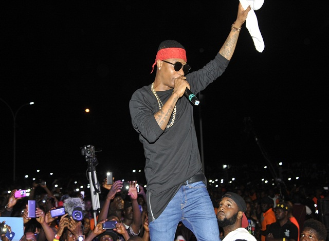 Nigeria's Wizkid, S.Africa's Semenya take top MTV awards