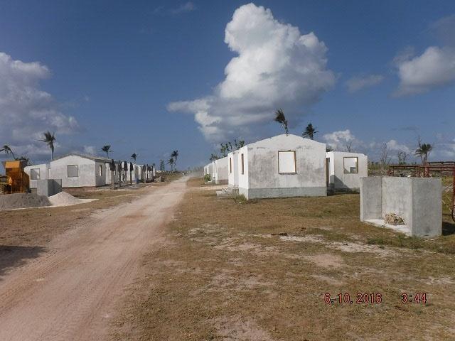 Reconstruction, réhabilitation: L'activité reprend progressivement sur l'île de Farquhar aux Seychelles frappée par un cyclone