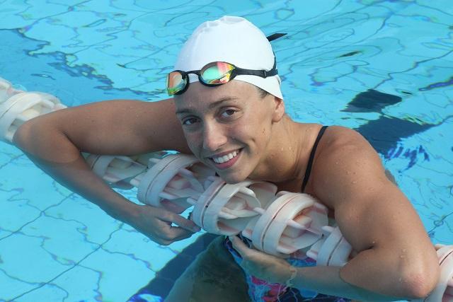 Les Seychelles en or au championnat d'Afrique de natation