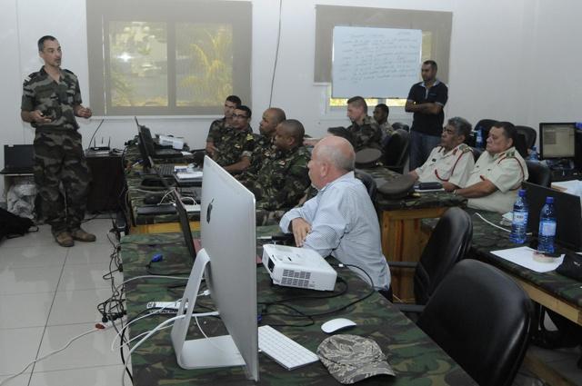L'exercice militaire franco-seychellois se concentre sur le trafic de drogue