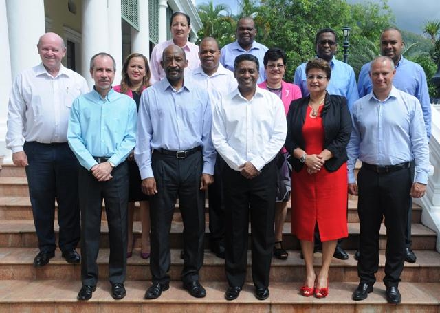 Seychelles President Faure reshuffles government, minister portfolios