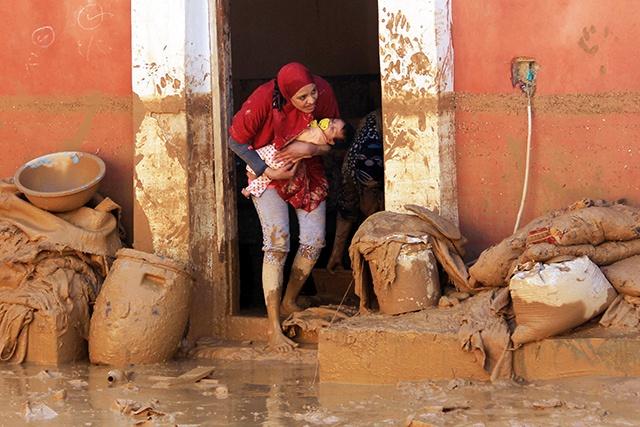 Inondations en Egypte, au moins 22 morts
