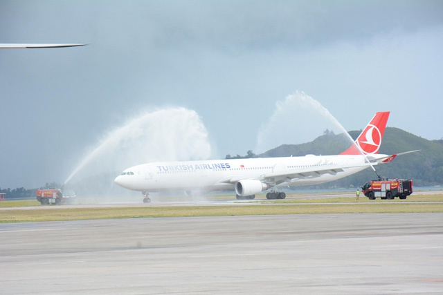Turkish Airlines begins thrice-weekly flights to Seychelles, linking the islands to 88 destinations