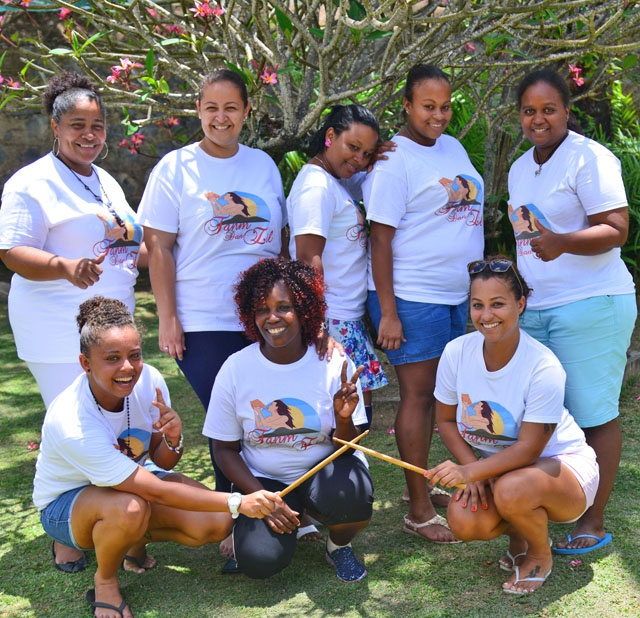 Seychelles' all-female band 'Fanm Dan Zil' to entertain Mauritian spectators