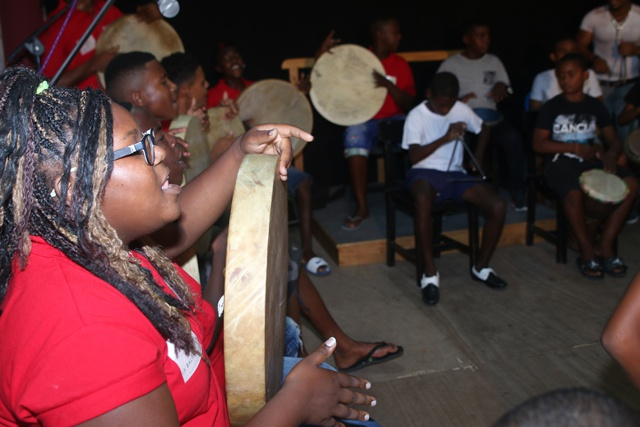 Mauritius, Seychellois youths share talent and passion for traditional music