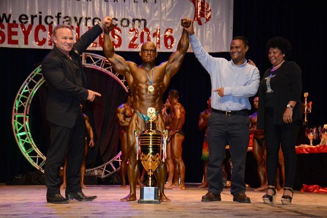 From Mr. Seychelles to Mr. Indian Ocean: Ziad Mekdachi wins regional bodybuilding title