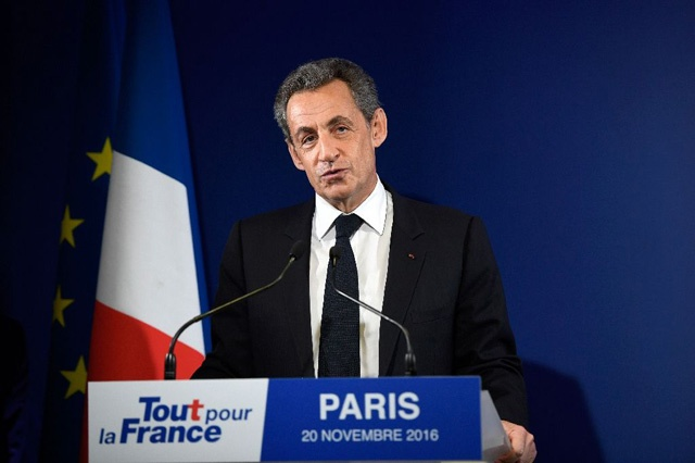 Sarkozy knocked out of French presidential race
