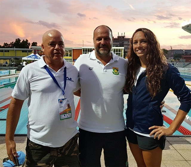 Seychellois swimmer to join South African club in 2017
