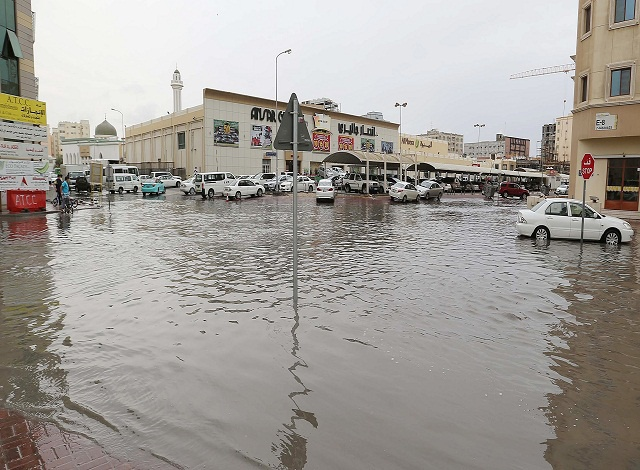 Gulf state Qatar hit by flooding