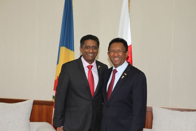 Seychelles and Madagascar to set up partnership in fishing and agriculture
