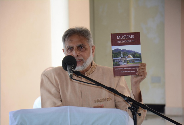 New book traces history of Muslims in Seychelles