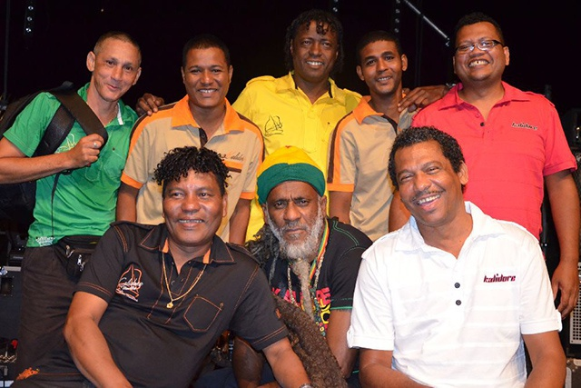 Mauritian Sega group -- Cassiya -- preps for live concert in Seychelles, for a good cause
