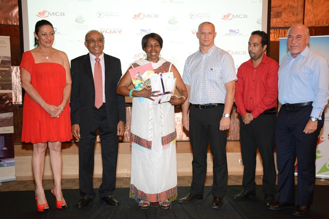 40 years a volunteer: Seychellois woman wins first volunteer of the year award
