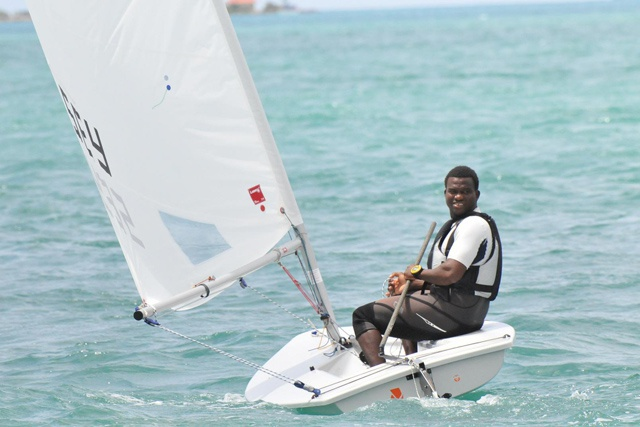 Seychellois sailor wins gold at African sailing championship in Mozambique