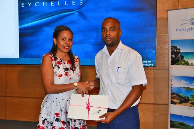 Un amateur de films et de photographie gagne un concours vidéo mettant en avant les Seychelles à travers les yeux d'un insulaire