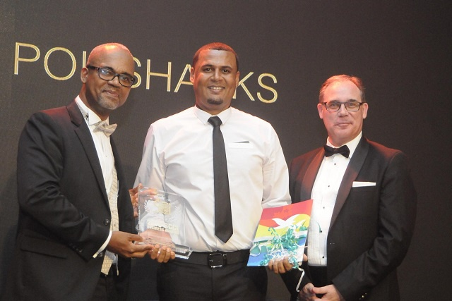 Seychelles' Best Entrepreneur 2016 attributes success to quality, fresh ingredients