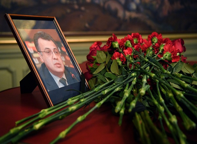 Russia envoy murder won't shatter ties with Turkey: Russian press
