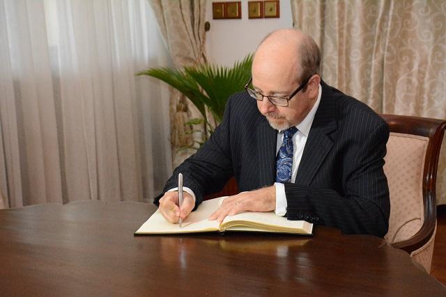 Le nouvel ambassadeur du Canada veut aider les Seychelles dans à la gestion des pêches, du développement du pétrole et du gaz
