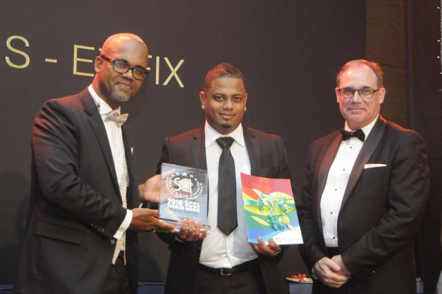 Fear should not hold you back, Seychelles Young Entrepreneur of the Year says