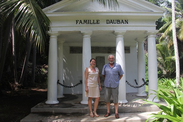 French woman traces her ancestral footsteps to Seychelles' Silhouette Island