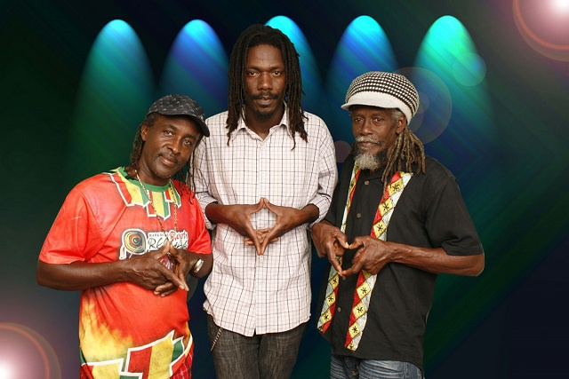 Jamaican reggae group 'Culture' returns to Seychelles, as a son replaces his father