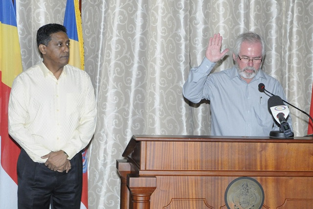 A critical task on an island nation, Seychelles gets new tourism minister