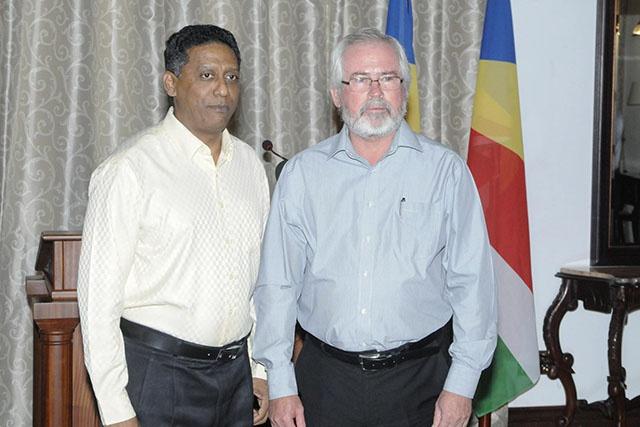 Le nouveau ministre du tourisme des seychelles veut encourager les visiteurs d penser plus - Office de tourisme des seychelles ...