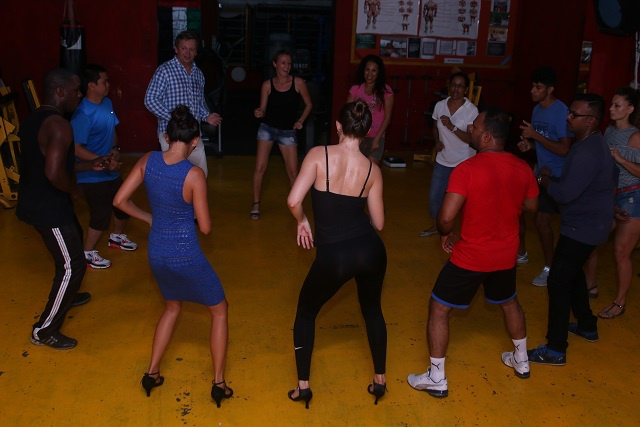 Island dance party: Cuban salsa hits the shores of Seychelles