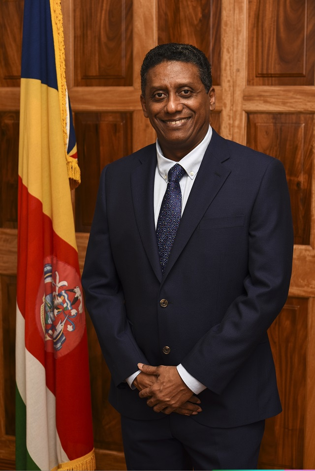 In New Year message, Seychelles' president drops controversial June holiday, adds Easter Monday