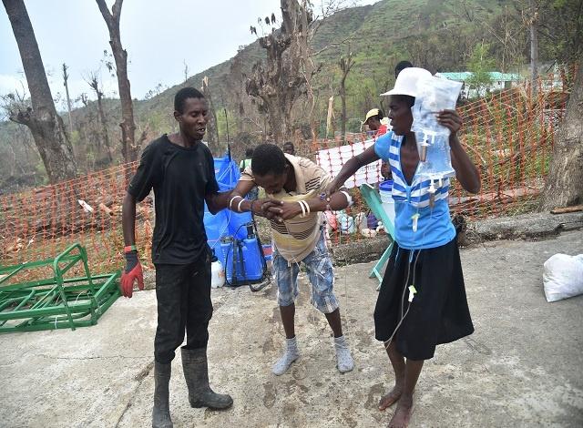 UN hopes Haiti election will open door for cholera aid