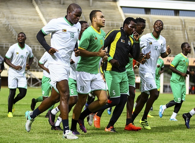 Football: Zimbabwe players delay Africa Cup flight over pay