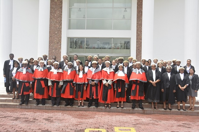 Seychelles' Chief Justice calls for unity in diversity as Supreme Court re-opens