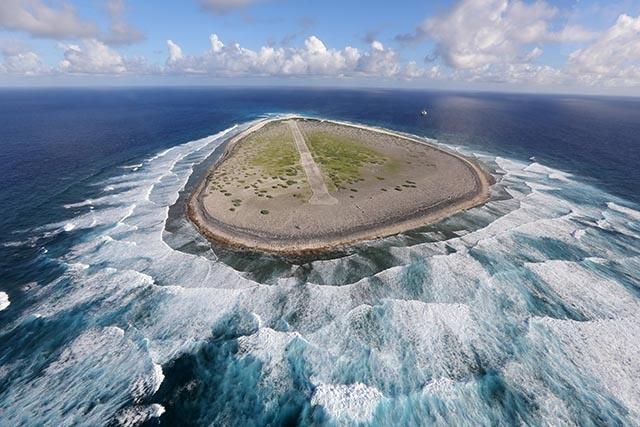 Outre-mer: un accord de cogestion de l'îlot Tromelin entre la France et   Maurice examiné à l'Assemblée