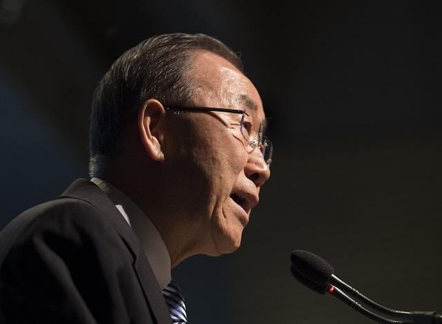 UN distances itself from Ban relatives corruption scandal