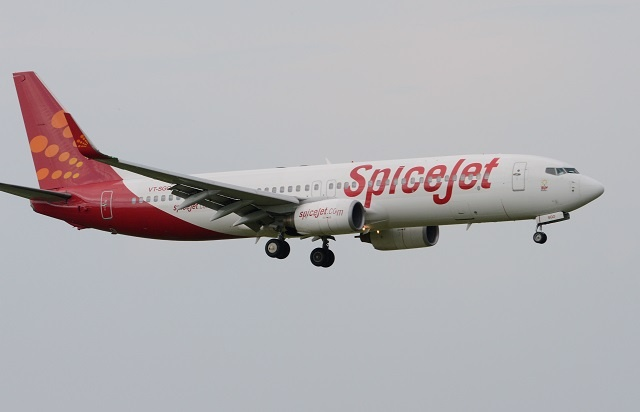 """La low-cost SpiceJet annonce acheter """"jusqu'à"""" 205 avions Boeing pour 20,6 mds EUR au prix catalogue"""