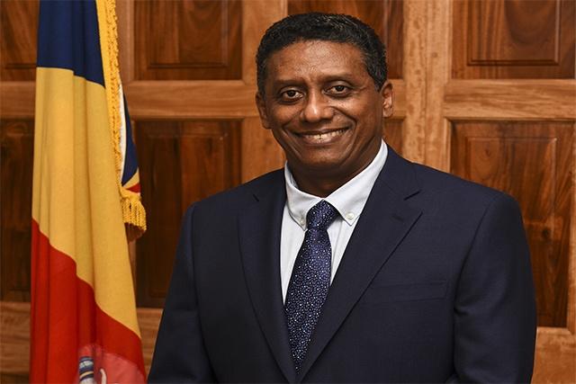 Le président des Seychelles se rend à Abu Dhabi pour assister au Sommet mondial des énergies de l'avenir (WFES).
