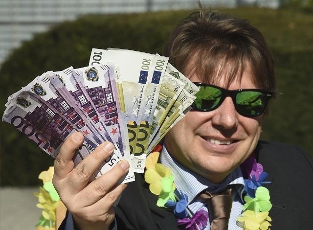 Eight men own half the world's wealth: Oxfam
