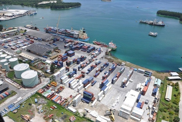Seychelles' port expansion means bigger ships, better technology, security