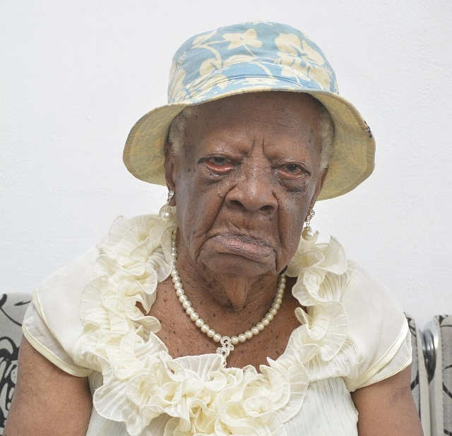 108 candles: Seychelles' oldest woman celebrates another happy birthday